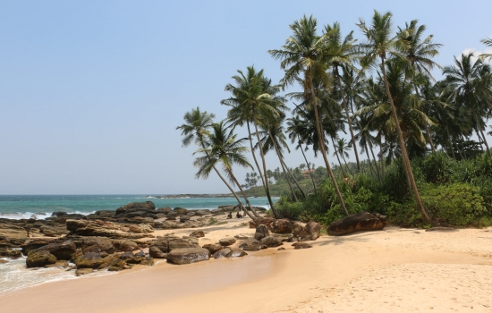 Sri Lanka Beach